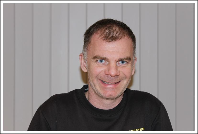 Kristher Kopperud - Daglig leder